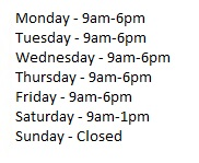 Medical Equipment Hours