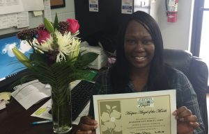 Grove Park Hospice Angel of the Month: Jennifer Gist-Barley