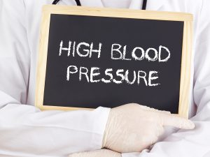 End of Life Care in Branchville SC: High Blood Pressure