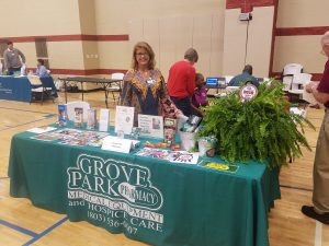 Grove Park Supports City of Orangeburg Health Fair