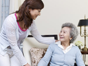 Hospice Care in Branchville SC - What Is Your Role as the Caregiver Late in Life?