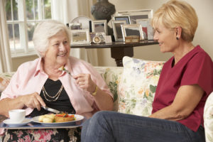 End of Life Branchville SC - Digestive Issues Can Be a Big Problem for Your Senior at the End of Her Life