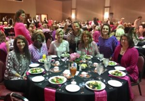 Hospice Care Orangeburg SC - Team Members Attended Pink Ribbon Luncheon