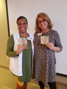 "Hospice Care Orangeburg SC - ""Painting from the Heart"""